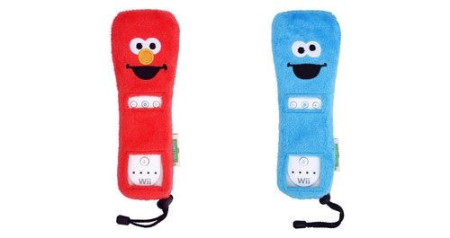 My Wii Remote Suddenly Isn't Cuddly Enough