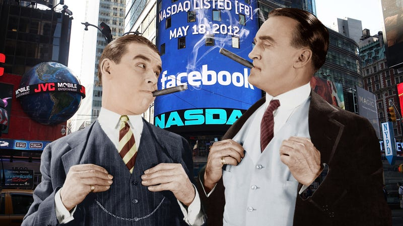 The Facebook IPO Was an Inside Joke