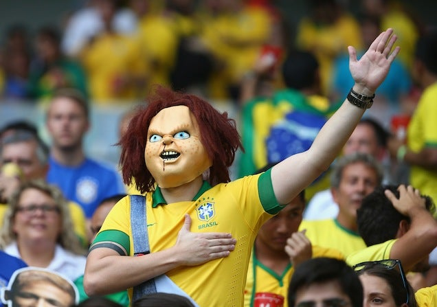 Your Brazil-Germany Open Thread