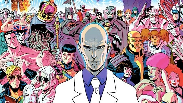 A first look at the schedule of MorrisonCon, Grant Morrison's own gonzo Las Vegas comic convention