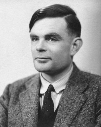 Let's Ask the British Government Apologize to Alan Turing