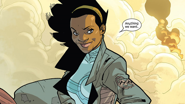 NextwaveIs A Bloody Brilliant Comic Book That Everyone Should Read
