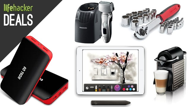 Deals: Espresso At Home, Shaving Gear Coupons, Stick-On Whiteboard