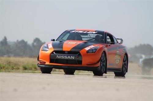 STILLEN R35 GT-R Rally Prepped