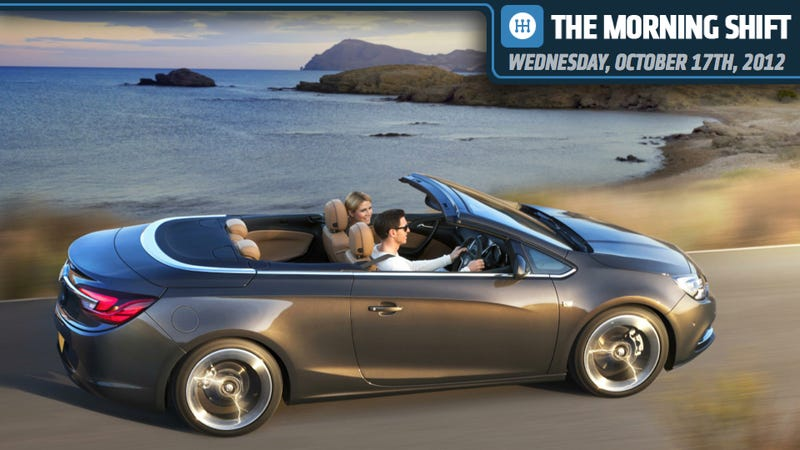 Buick Regal Convertible's Twin Revealed, Cadillac ELR To Be Built In Motown, And The Day The Auto Industry Changed Forever
