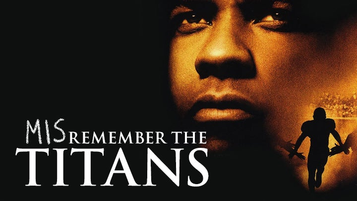 Remember The Titans Is A Lie, And This Man Still Wants You To Know It