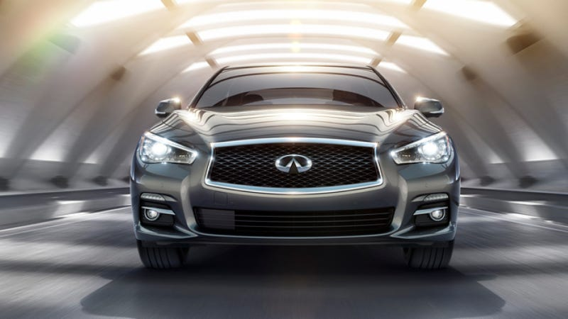 Nissan Almost Shut Down Infiniti