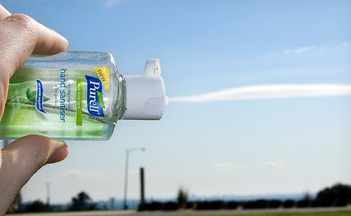 Make Your Own Eco-Friendly, Germ-Annihilating Hand Sanitizer