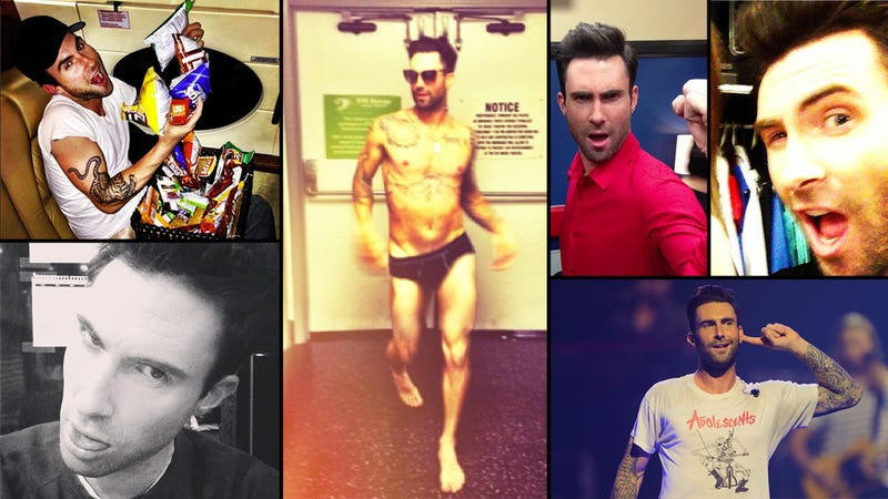 Adam Levine Is Not the Sexiest Man Alive. Adam Levine Is the Worst.