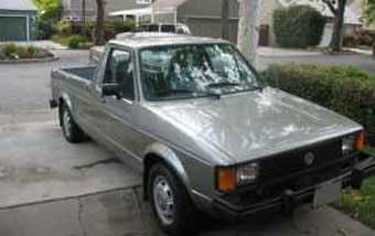 Nice Price Or Crack Pipe: The $12,000 Volkswagen Rabbit Diesel Pickup?