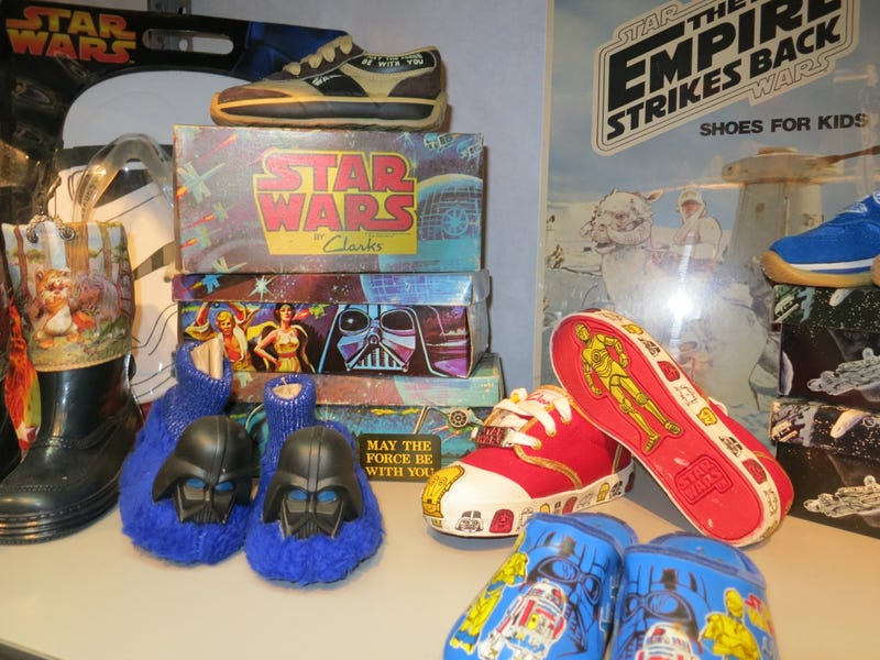 My Visit to the Ultimate Treasure Trove of Star Wars Memorabilia