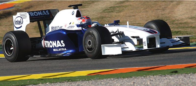 BMW Sauber F1.09: BMW's 2009 Formula One Missile