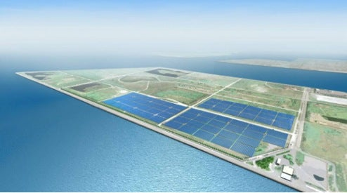 Japan to Build Huge Solar Power Plants to Power Sharp Factories