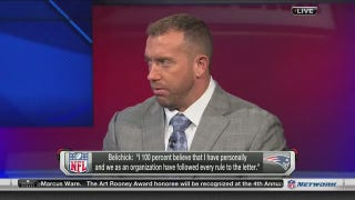 Ballghazi Just Like Creationism, According To Idiot NFL Network Analyst