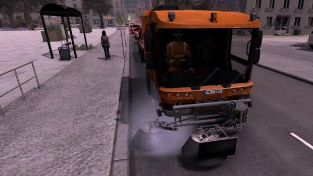 A Brave Attempt To Play a Game About Cleaning Up The Streets... the Boring Way