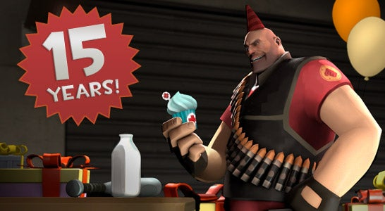 Celebrate Team Fortress 2's Quinceañera, Get a Hat