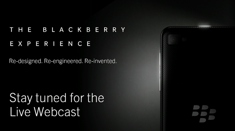 BlackBerry 10 Launch Livestream: Where to Watch