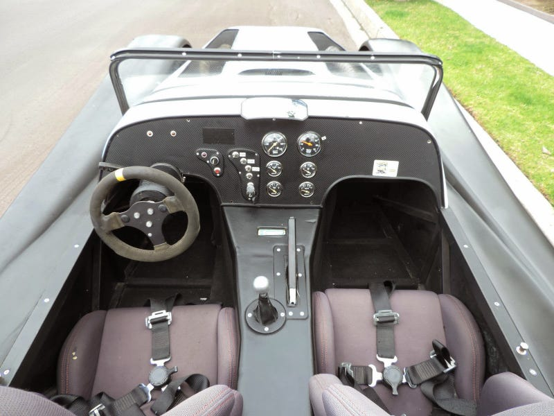 Meet An Insane V8 Powered Custom Kit Car Named Capulet