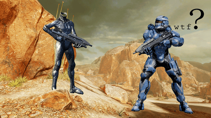 These Halo 4 Cheaters Might Look Headless, But You Can Still Headshot 'Em [UPDATE]