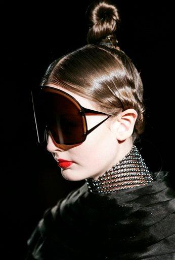 Paris Fashion Week: Stocked Up On Crazy