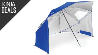 The Ultimate Beach Umbrella is Only $36 Today