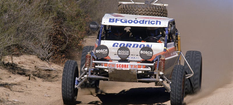Check Out Robby Gordon's Sweet Baja Buggy From 1990