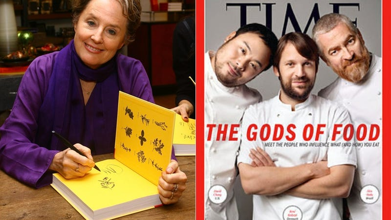 Female Chefs Respond to Time's 'Gods of Food' Issue