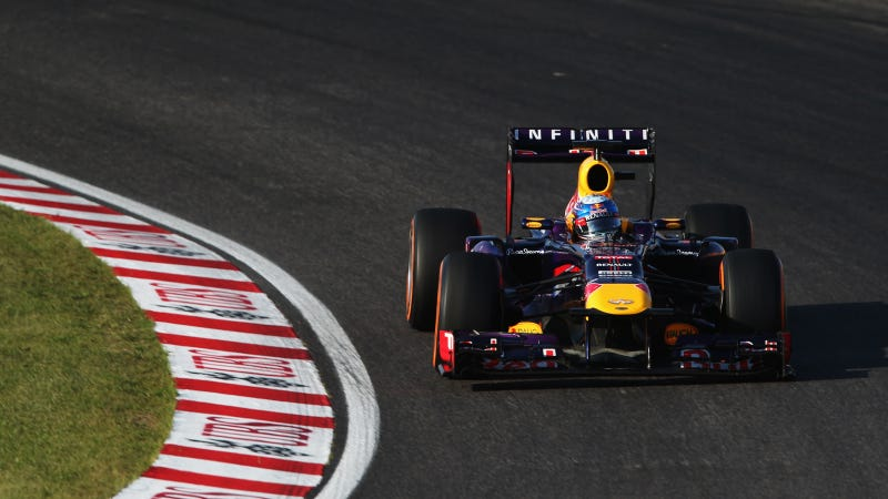 Sebastian Vettel Is Not Ruining Formula One