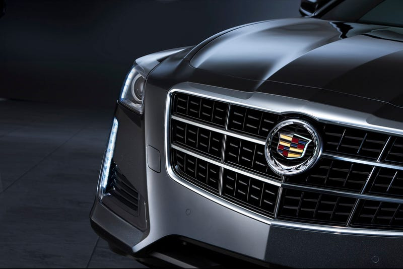 The 2014 Cadillac CTS: This Is Much Of It