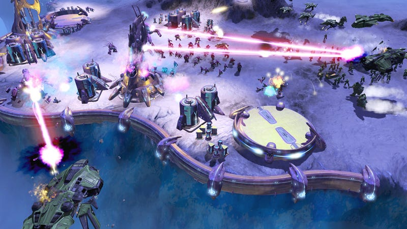 Halo Wars Is Golden, Demo Drops February 5th