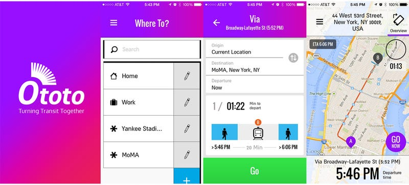 This Beautifully Simple App Wants to Change How Public Transit Works