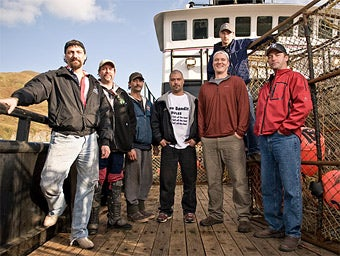 There Are No Captains Left on Deadliest Catch