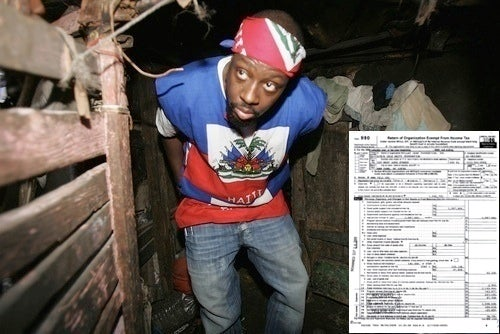 UPDATE: Is Wyclef Jean's Charity the Best One to Help Haiti?