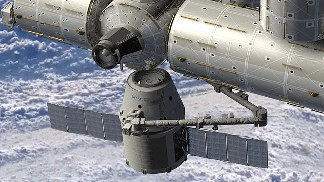 SpaceX Will Send Its Dragon Capsule to the ISS in November