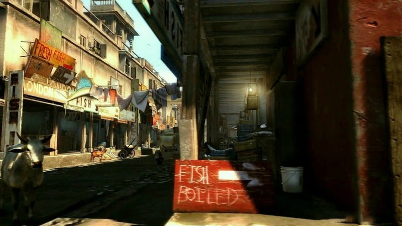Looks Like We've Got Some More Screens from Beyond Good & Evil 2