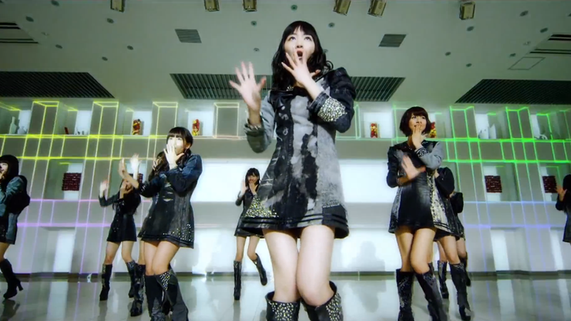 Japan's Biggest Pop Group Ripped Off by a Chinese TV Show?