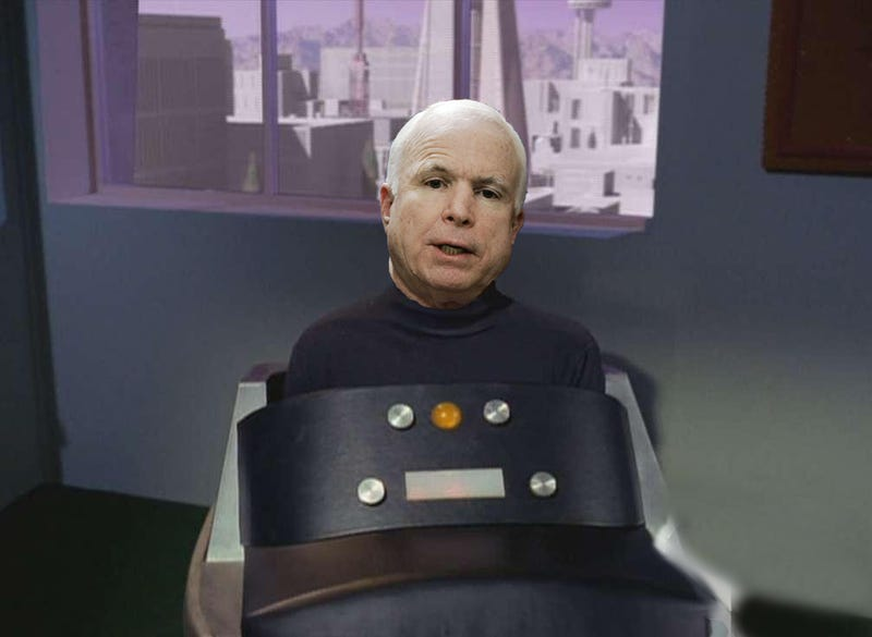 John McCain Gets Absolutely Humiliated by Technology, Photoshop