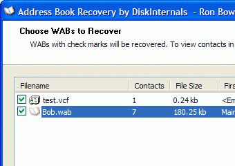 Address Book Recovery Rescues Your Lost Contact Details from the Void
