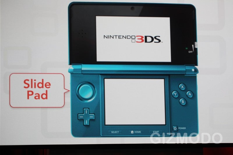 The Nintendo 3DS Is Real, and Doesn't Need Glasses