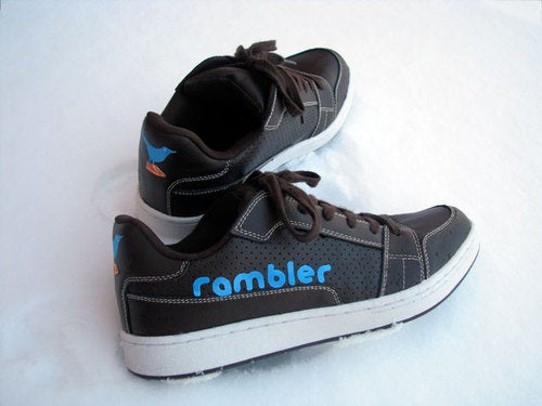Rambler Sneakers Tweet Every... Single... Step