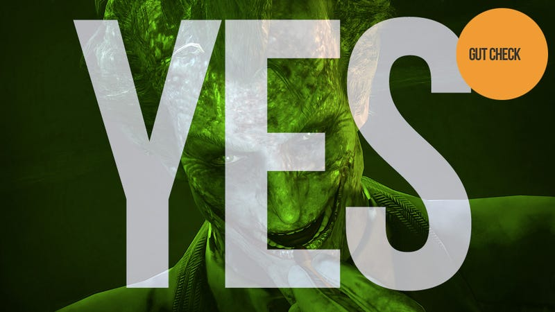 Should You Buy Batman: Arkham City? Yes
