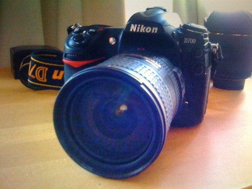 Possible Nikon D700 DSLR Shots Leaked