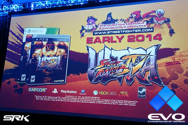 Ultra Street Fighter IV Will Be Out In 2014