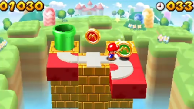 For Those Unmoved by 3DS Mario Sequels, Nintendo Has New Downloadable Alternatives