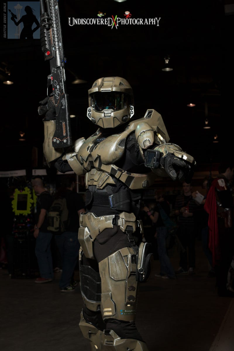 The Most Sensational Cosplay From Calgary Expo... So Far