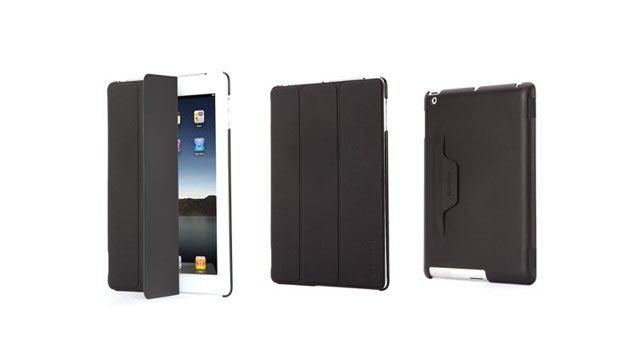 Griffin's IntelliCase for iPad 2 Does the Smart Cover Smarter