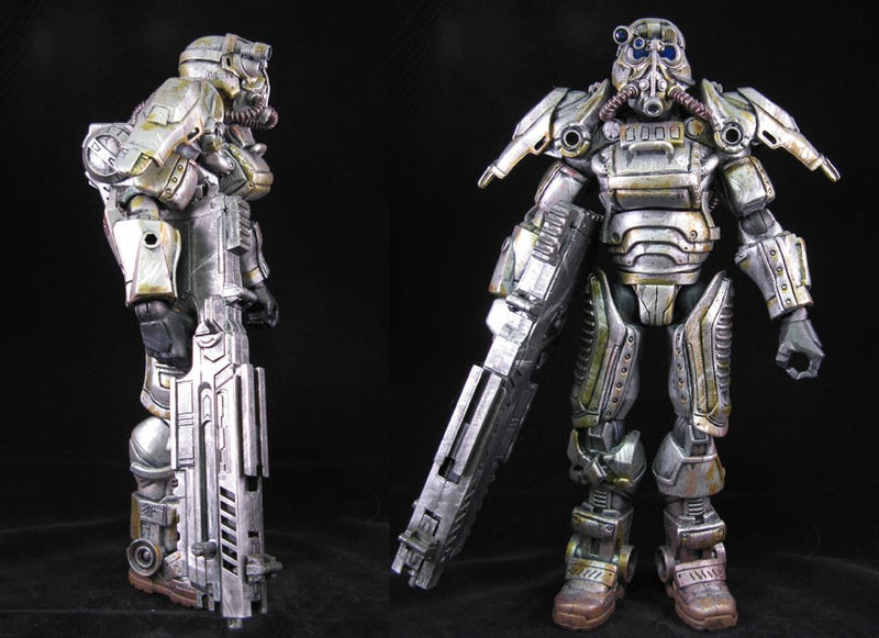 Custom Fallout 3 Figure From The Brotherhood Of Awesome