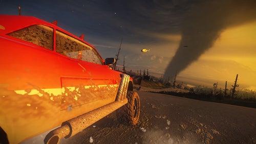 New Fuel Screenshots Feature Tornadic Insanity