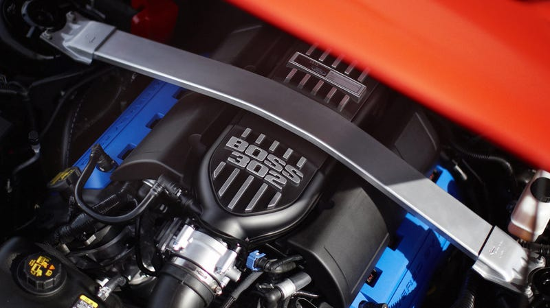 Ford Mustang Boss 302: The Boss Really Is Back