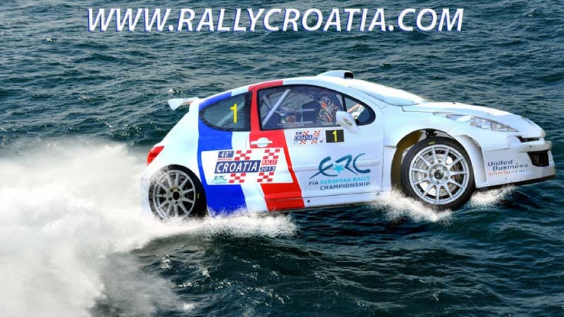 Rally Croatia Will Apparently Take Place On The Water